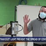 NBC Nightly News: Does Ultraviolet Light Prevent the Spread of COVID-19