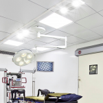 Protecting Patients and Health Care Workers with UV Disinfection Lighting