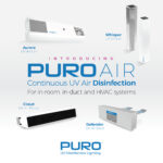 PURO Lighting Expands Offering to Continuous UV Light Air Disinfection with PURO Air
